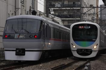20189年1月15日、高田馬場~下落合、10101Fの120レと30105Fの2653レ。