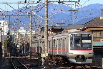 2019年1月19日、仏子、東急4109Fの1702レ。