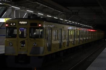 2019年1月19日、所沢、2007Fの5802レ。