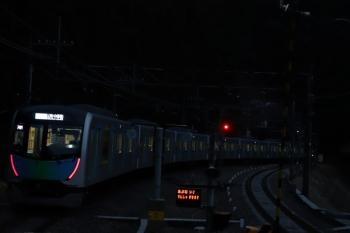 2019年2月10日、西吾野、発車した40103Fの404レ。