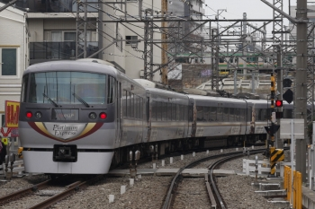 2019年2月27日。高田馬場~下落合。10104Fの120レ。
