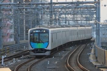 2019年3月5日 16時36分ころ。練馬。到着する40101Fの豊洲ゆきS-Train 504レ。