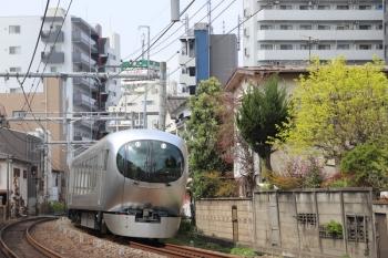 2019年4月7日。池袋〜椎名町。001系の20レ。
