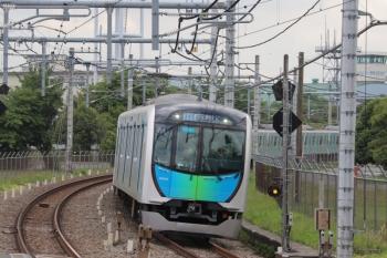 2019年5月18日。稲荷山公園。40104FのS-Train 401レ。