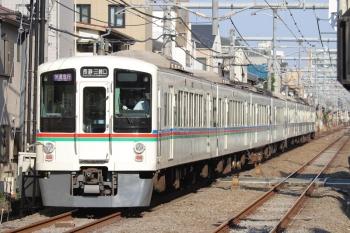 2019年5月26日。椎名町〜東長崎。4001F+4015Fの1001レ。