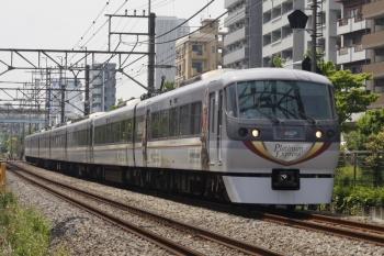 2019年5月27日。高田馬場〜下落合。10104Fの120レ。