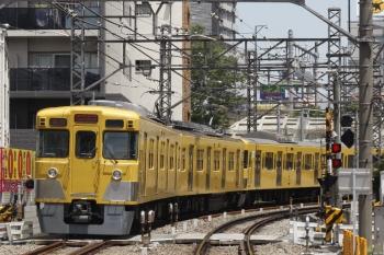 2019年5月30日。高田馬場〜下落合。2413F+2059Fの2644レ。