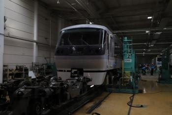 2019年6月1日。武蔵丘車両検修場。