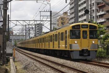 2019年6月14日。高田馬場〜下落合。