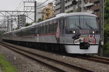 2019年7月11日。高田馬場〜下落合。10112Fの112レ。