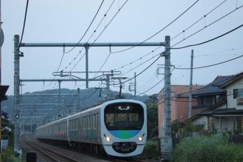 2019年8月2日 18時8分ころ。東飯能〜高麗。32103F+38111Fの上り回送列車。