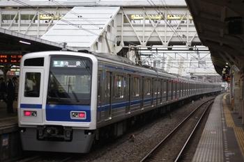 2009年6月18日、所沢、6109Fの4204レ。