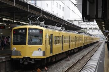 2009年6月22日、所沢、277F+1311Fの5807レ。