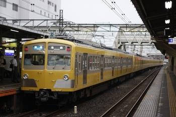 2009年7月2日、所沢、271F+1303Fの3106レ。