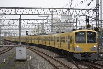 2009年7月3日、所沢、1301F+275Fの4204レ。