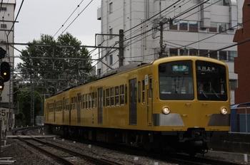 2009年7月8日、所沢、281F+1309Fの4251レ。