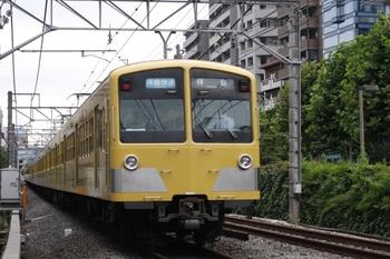 2009年7月10日、高田馬場~下落合、1251F+1253F+285Fの3309レ。
