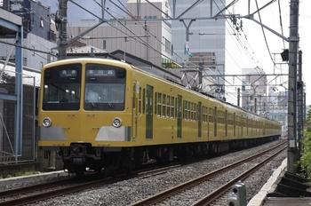 2009年7月12日、高田馬場~下落合、1251F+1253Fの5623レ。