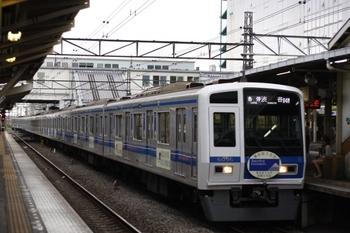 2009年7月15日、所沢、6156Fの6704レ。
