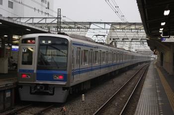 2009年7月22日、所沢、6152Fの2102レ。