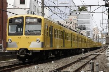 2009年8月30日、高田馬場~下落合、1253F+1251Fの5317レ。