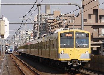 2009年9月13日、富士見台、1243F+1239Fの2139レでした。
