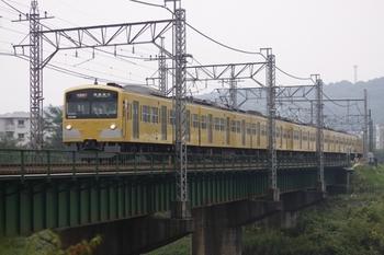 2009年9月12日、仏子~元加治、3009Fの1001レ。