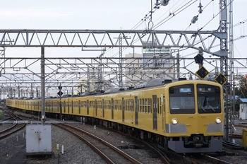 2009年9月14日、所沢、1301F+275Fの3106レ。