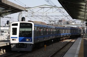 2009年9月26日、清瀬、04S運用・6629レの6103F。