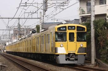 2009年9月27日、池袋~椎名町、2063Fの5210レ。