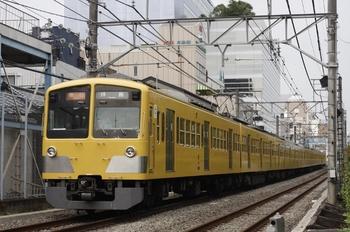 2009年9月28日、高田馬場~下落合、1311F+295Fの2311レ。
