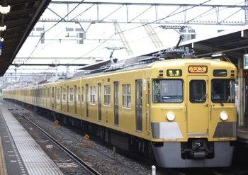 2009年9月29日、所沢、2403F+2059Fの4806レ。