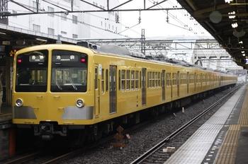 2009年9月29日、所沢、1241F+1243Fの5208レ。