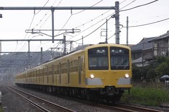 2009年10月3日、東飯能~高麗、1241F+1243Fの5018レ。