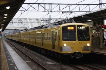 2009年10月1日、所沢、285F+1309Fの2606レ。
