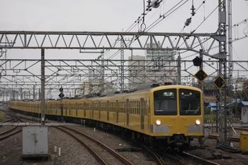 2009年10月5日、所沢、1243F+1241F+275の4204レ。