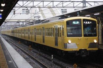 2009年10月8日、所沢、4806レの1253F+1251F+281F。