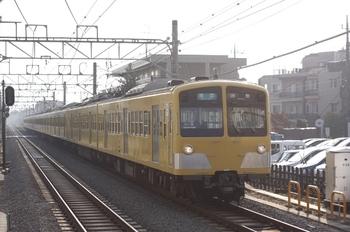 2009年10月15日、下井草、281F+1251F+1253Fの4201レ。