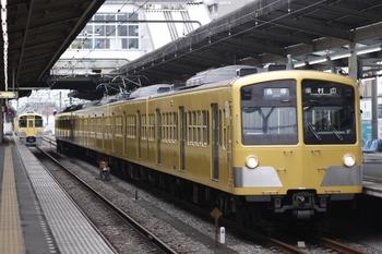 2009年10月25日、小川、1249F+295Fの6683レ。