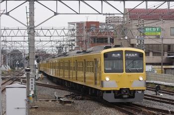 2009年10月25日、小川、5265レの1311F。