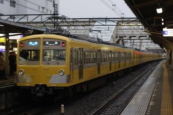 2009年10月26日、所沢、271F+1301Fの3106レ。