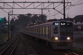 2009年10月31日、元加治、6113Fの3108レ。