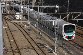 2009年11月1日、新秋津、側線に停車中の西武38106F。
