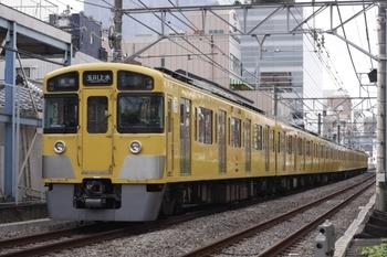 2009年11月16日、高田馬場~下落合、2535F+2521Fの5269レ。