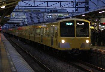 2009年11月13日、所沢、1241F+1239F+271Fの4204レ。