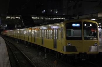 2009年11月26日、所沢、1243F+1239Fの3306レ。