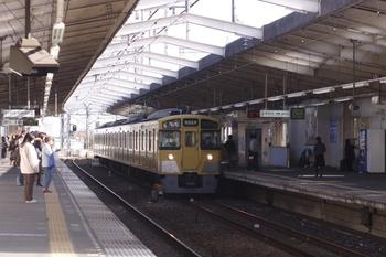 2009年11月28日、東大和市、2507Fの5951レ。