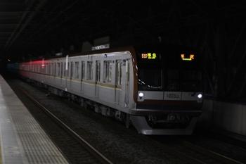 2009年12月1日、所沢、メトロ10033Fの4583レ。
