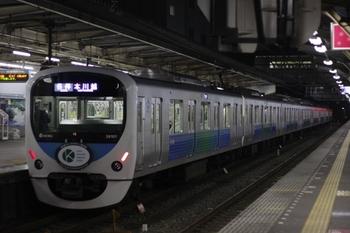 2009年12月1日、所沢、38101Fの5603レ。