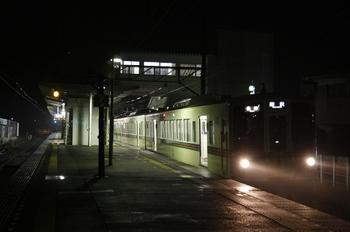 2009年12月4日 0時38分ころ、元加治、4011F+4005Fの各停 所沢ゆき。